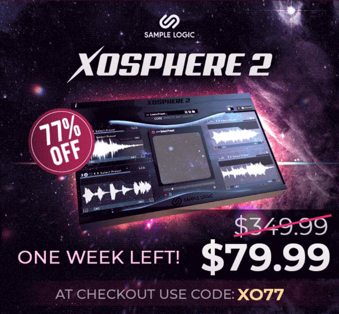 Sample Logic XOSPHERE 2 last week