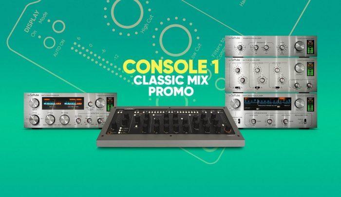 Softube Console1 Classic Mix Promo