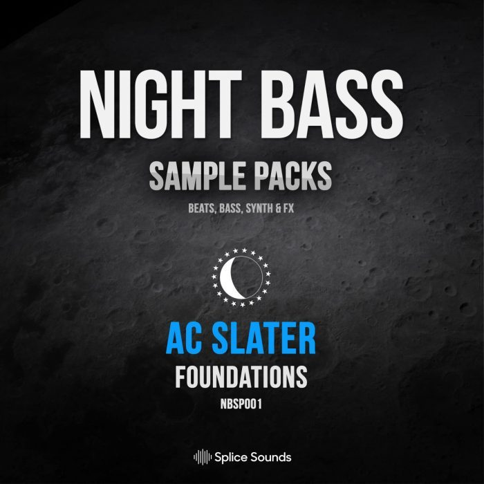 Splice Sounds AC Slater Night Bass