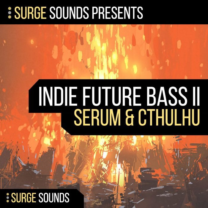 Surge Sounds Indie Future Bass 2