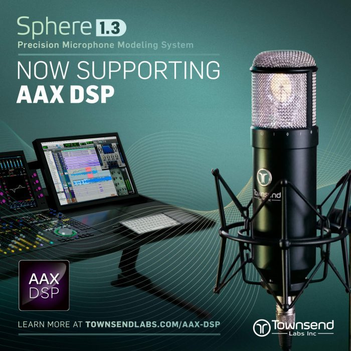 Townsend Labs Sphere AAX DSP Console