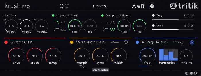 Tritik Audio KrushPro