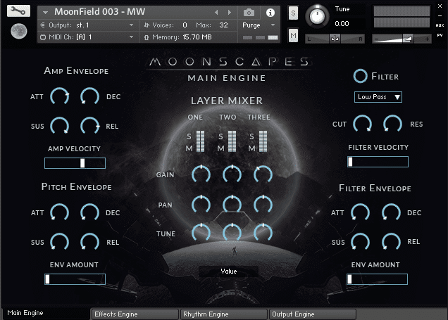 VST Buzz Moonscapes for Kontakt