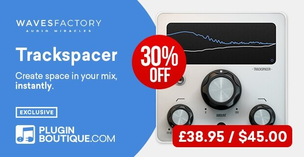 Wavesfactory Trackspacer 30% OFF