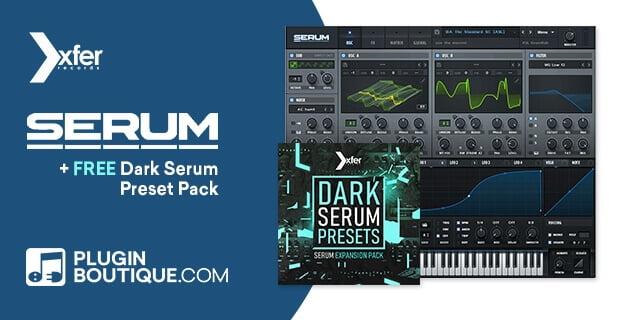 Serum dark synth