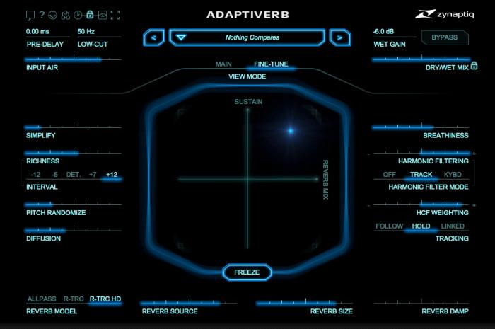 Zynaptiq Adaptiverb 120