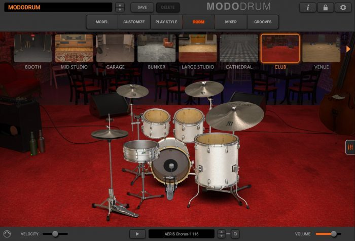 modo drum room club