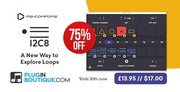 reCompose I2C8 Flash Sale