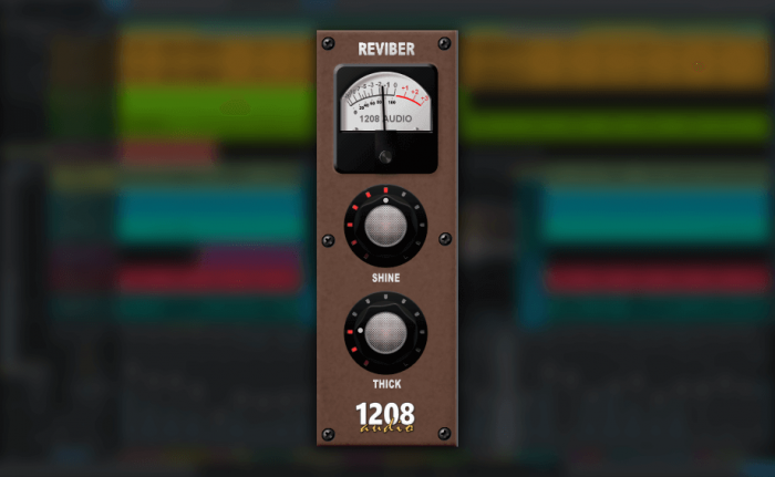 1208 Audio Reviber