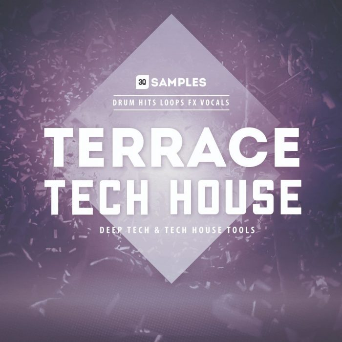 3Q Samples Terrace Tech House
