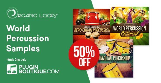 Organic Loops World Percussion