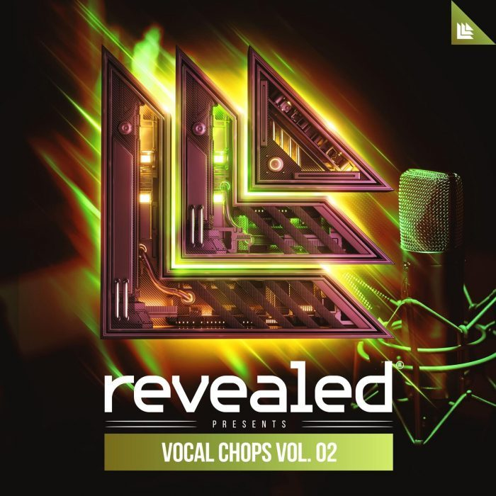 Alonso Sound Revealed Vocal Chops Vol 2