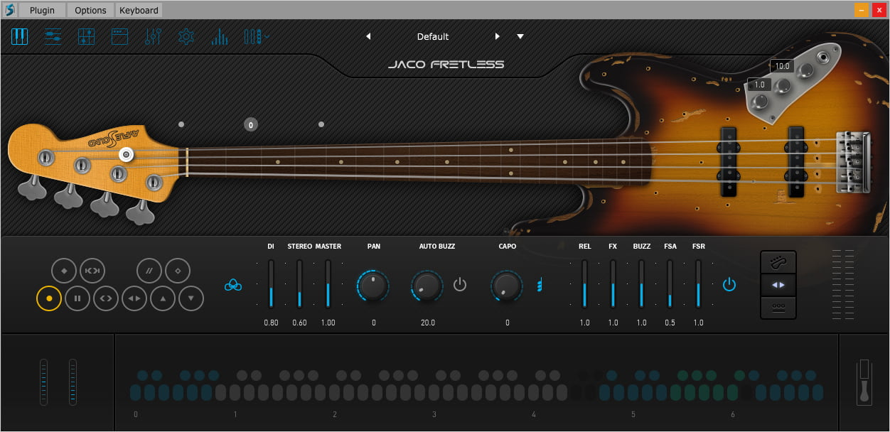 Ample Sound launches Ample Bass Jaco Fretless virtual instrument
