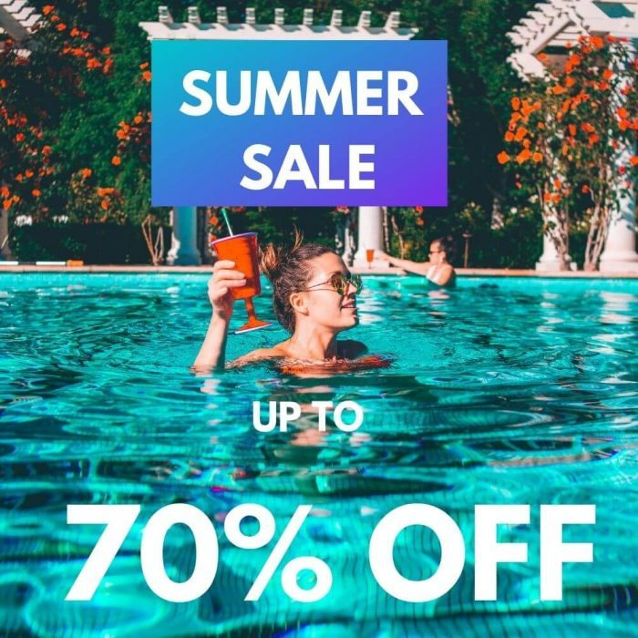 Audentity Records Summer Sale