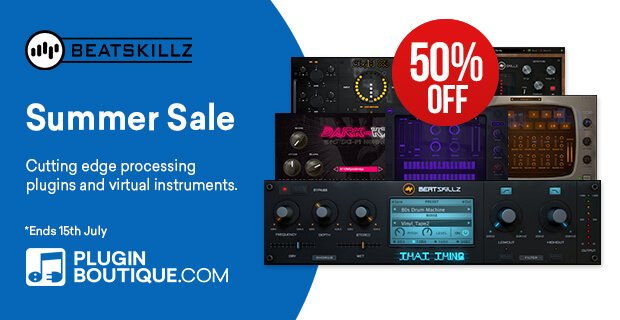 BeatSkillz Summer Sale