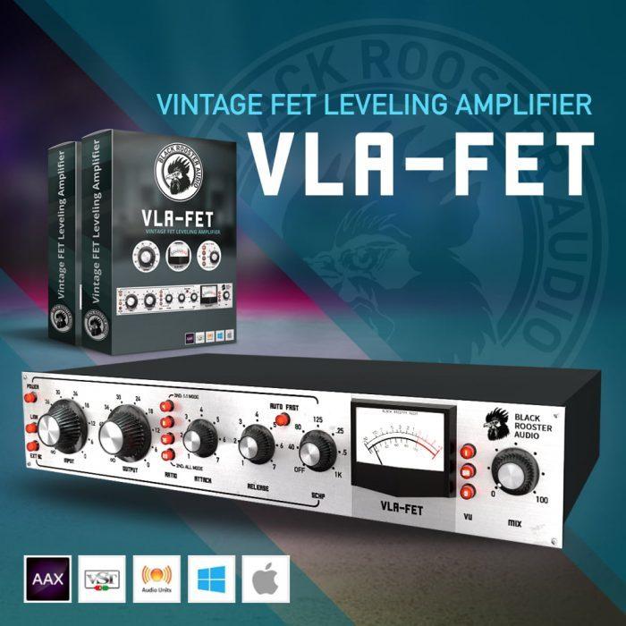 Black Rooster Audio VLA FET