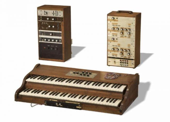 Bob Moog Foundation Moog Synthesizer Prototype