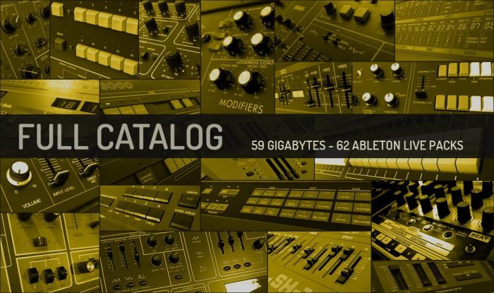 Cluster Sound Full Catalog Deal