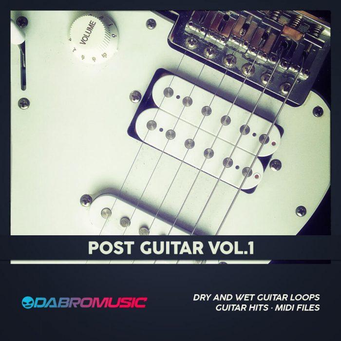 Dabro Music Post Guitar Vol 1