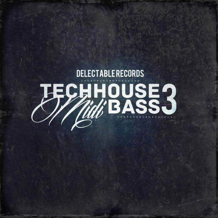 Delectable Records Tech House Bass MIDI 3