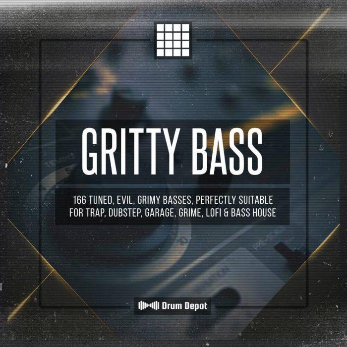 Drum Depot Gritty Bass
