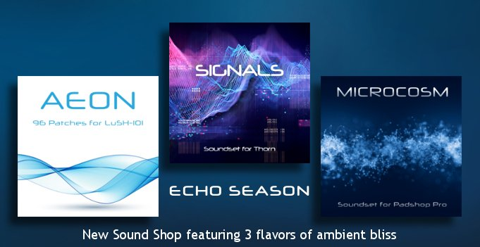 Echo Season Sound Packs