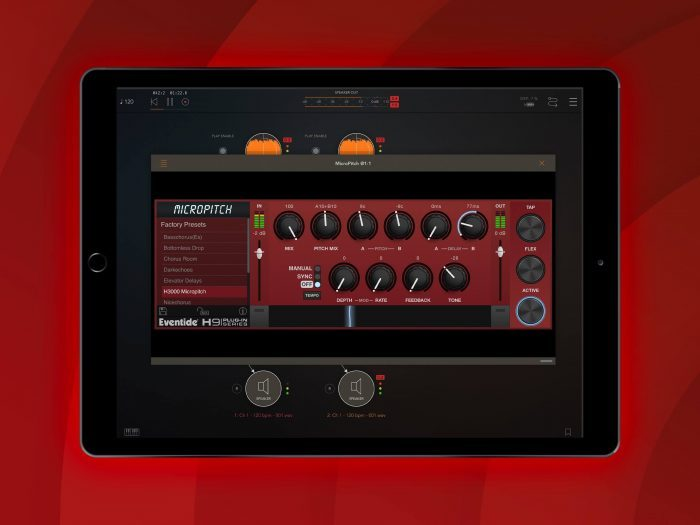 Eventide MicroPitch iOS