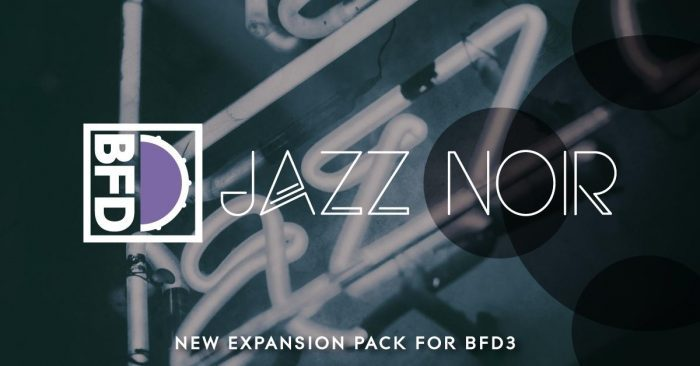 FXpansion BFD Jazz Noir