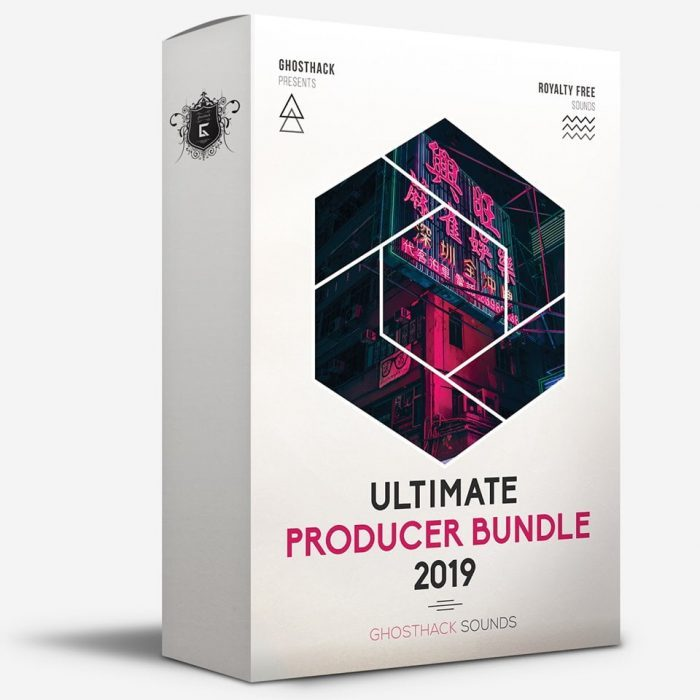 Ghosthack Ultimate Producer Bundle 2019