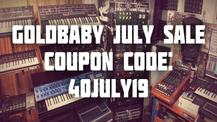 Goldbaby July Sale 40 OFF