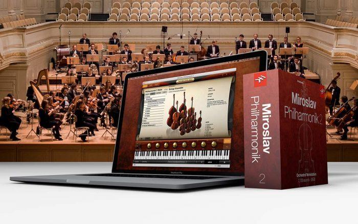 IK Multimedia Miroslav Philharmonik 2 Special Sale