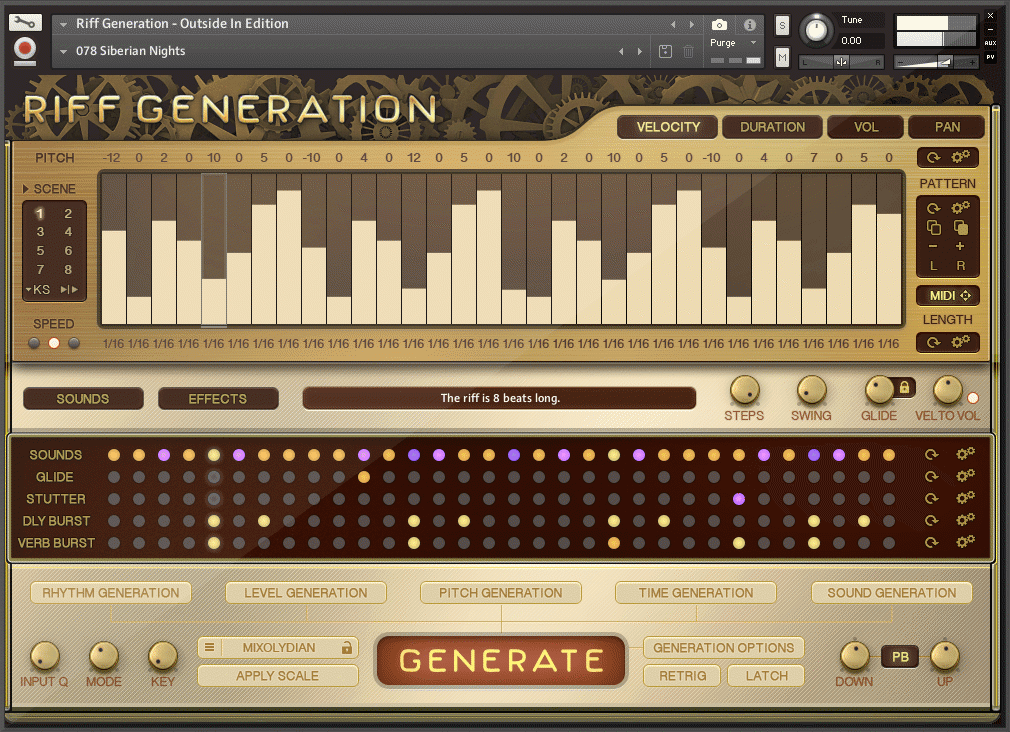 In Session Audio releases Riff Generation: Outside In