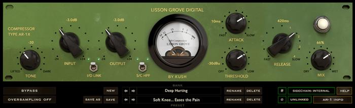 Kush Audio AR1