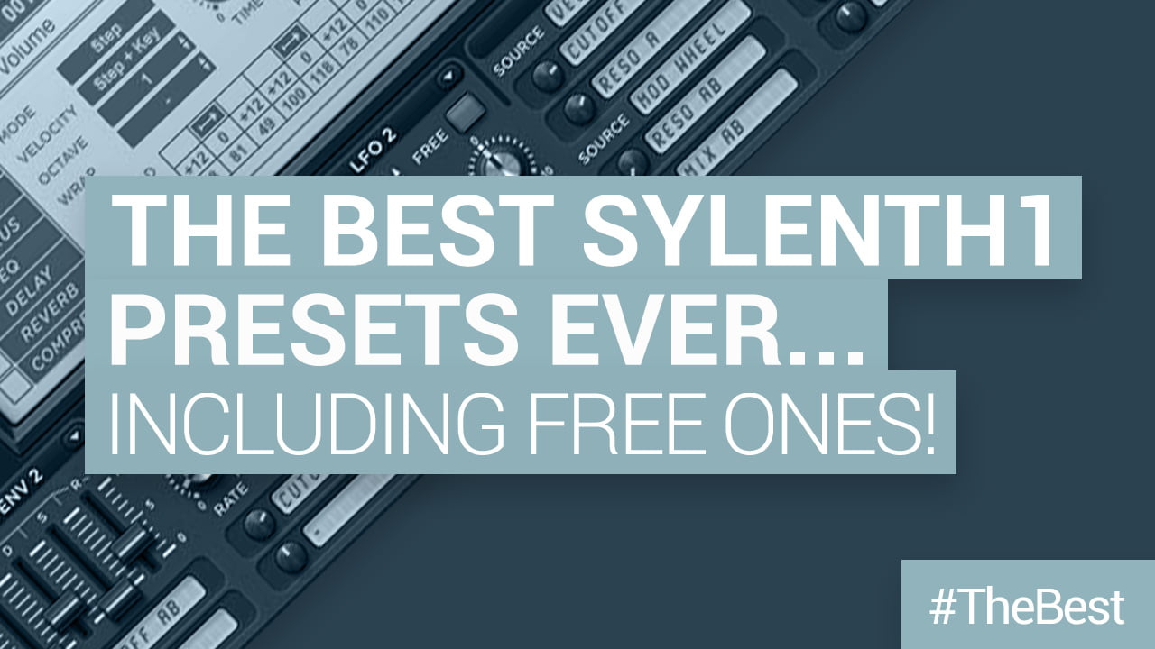 Loopmasters Best Sylenth1 Presets