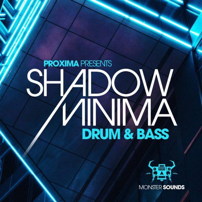 Loopmasters Proxima Shadow Minima Drum & Bass