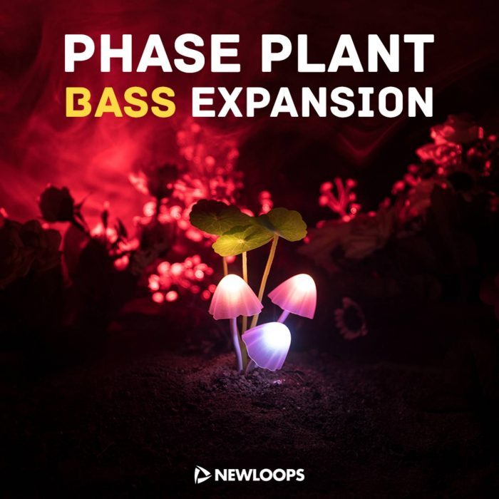 New Loops Phase Plant Bass Expansion