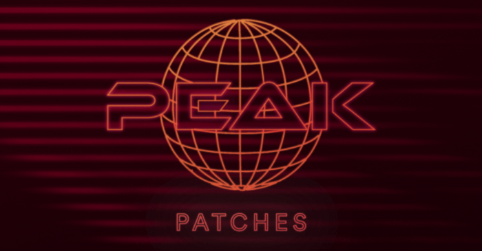 Novation Peak Patches
