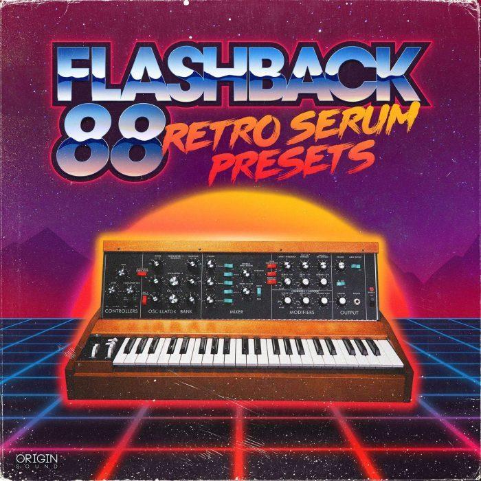 Origin Sound Flashback 88 Retro Serum Presets