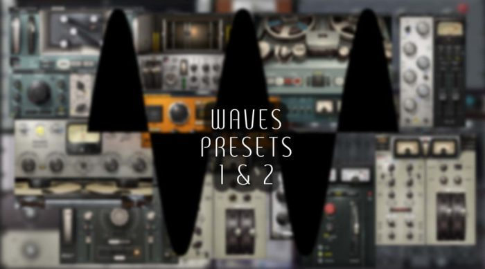 Penny Cool Studios Waves Presets 1 & 2