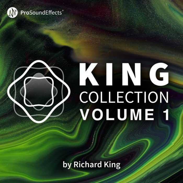 Pro Sound Effects King Collection Vol 1