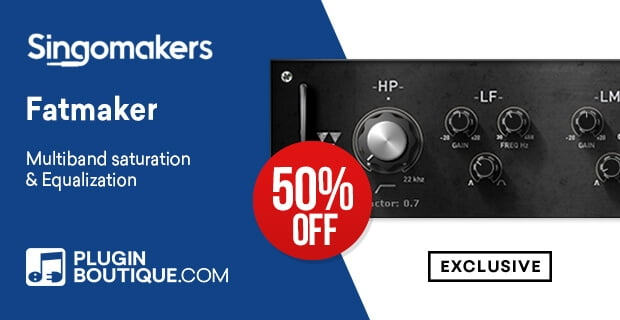 Singomakers Fatmaker 50% off
