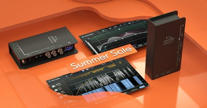Sonible Summer Sale 2019