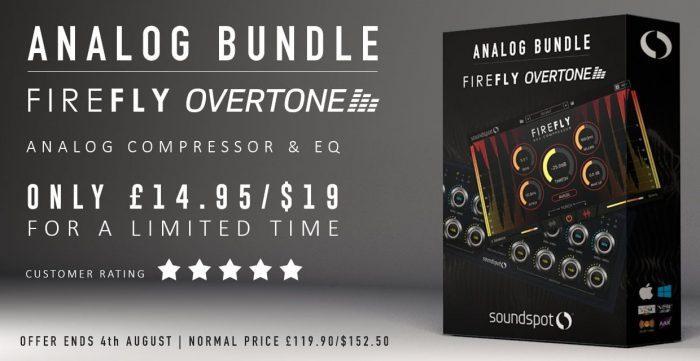 SoundSpot Analog Bundle Firefly Overtone