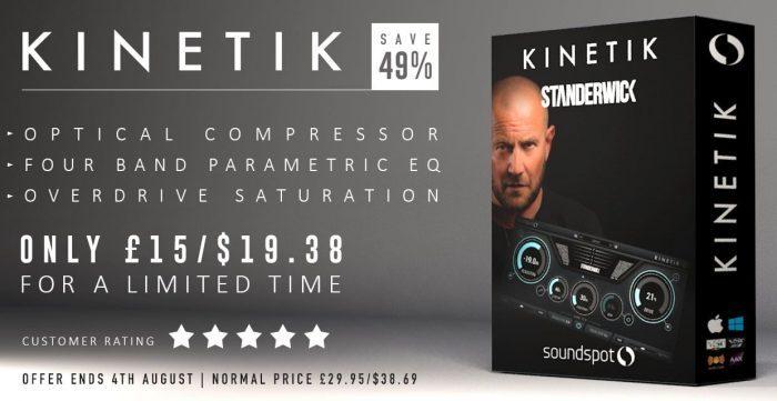 SoundSpot Kinetik Sale