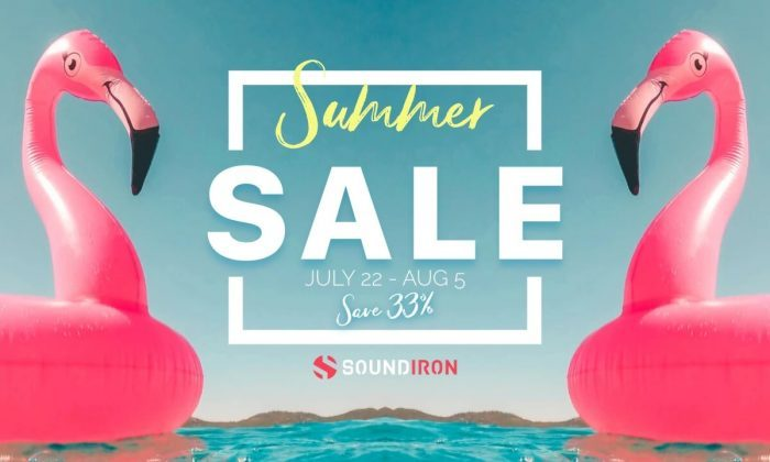 Soundiron Summer Sale 2019