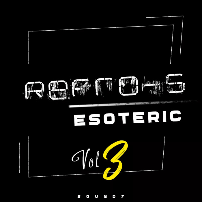 Sounds7 Esoteric Vol 3 for Repro 5
