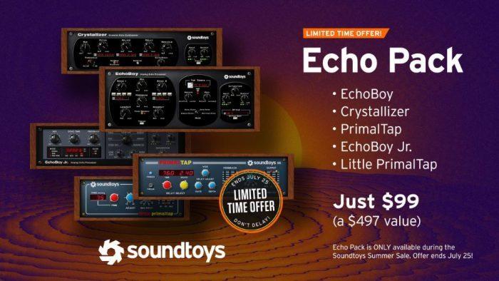 Soundtoys Echo Pack Bundle