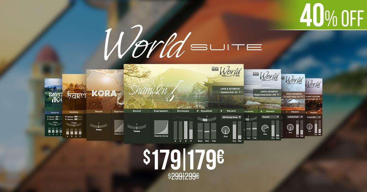 Uvi World Suite Free Download