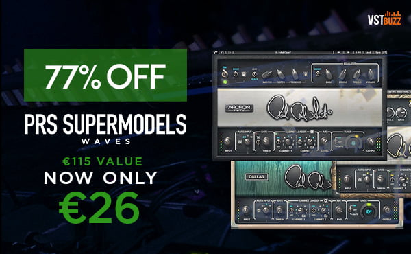 VST Buzz Waves Audio PRS Supermodels