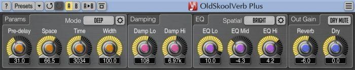 Voxengo OldSkoolVerb Plus 1.1
